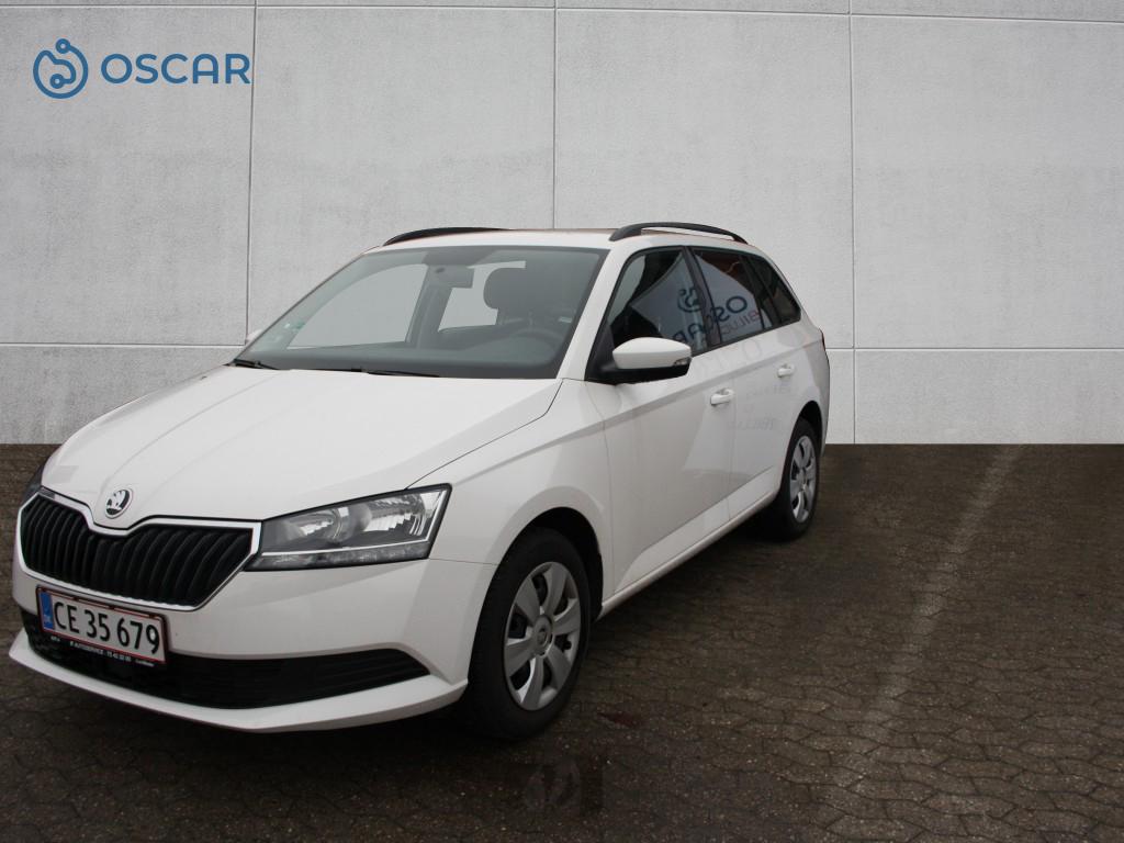 Skoda FABIA  ST:CAR