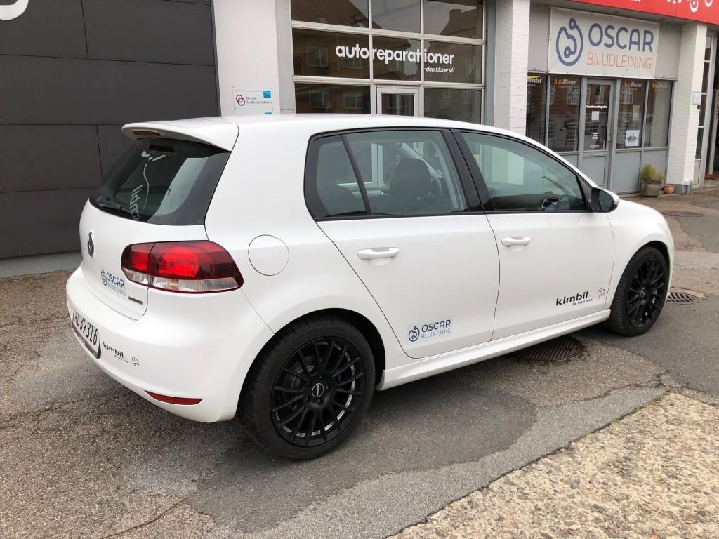 VW Golf 1,6 TDI BM