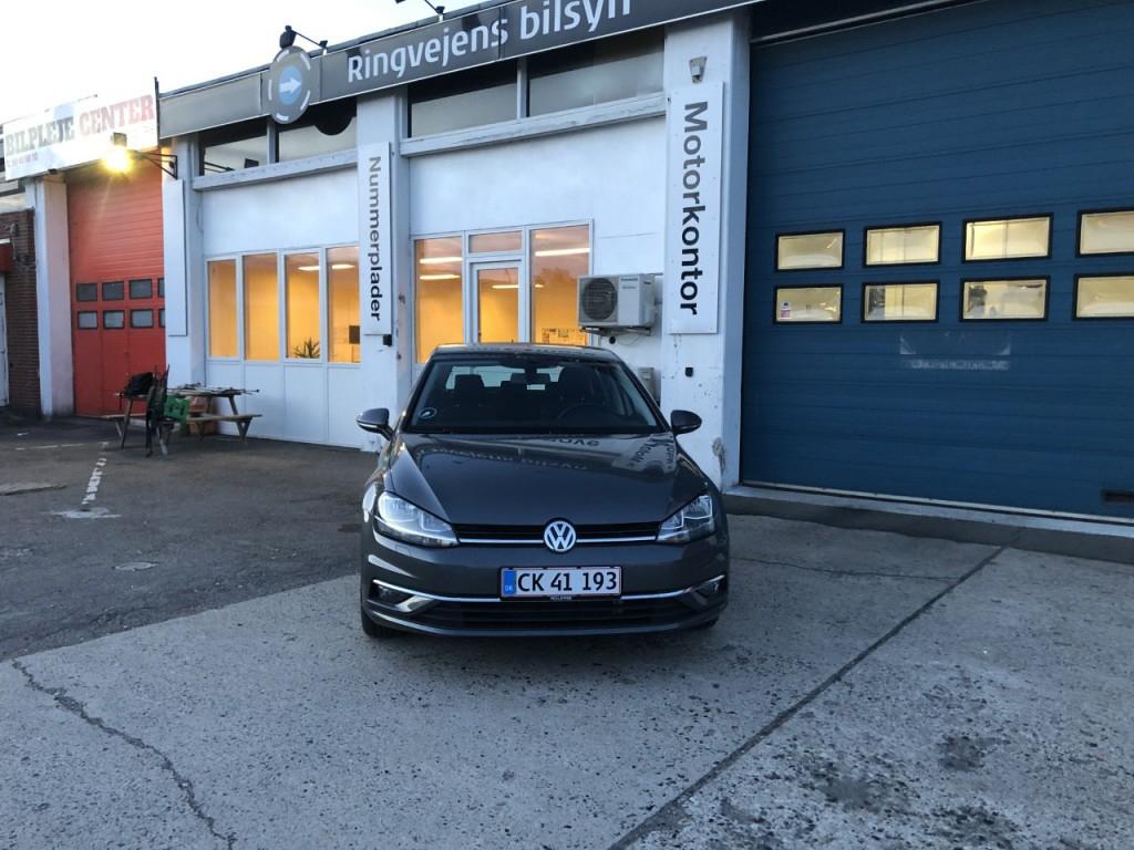 VW Golf 7 1,5 Tsi EVO 150 hk