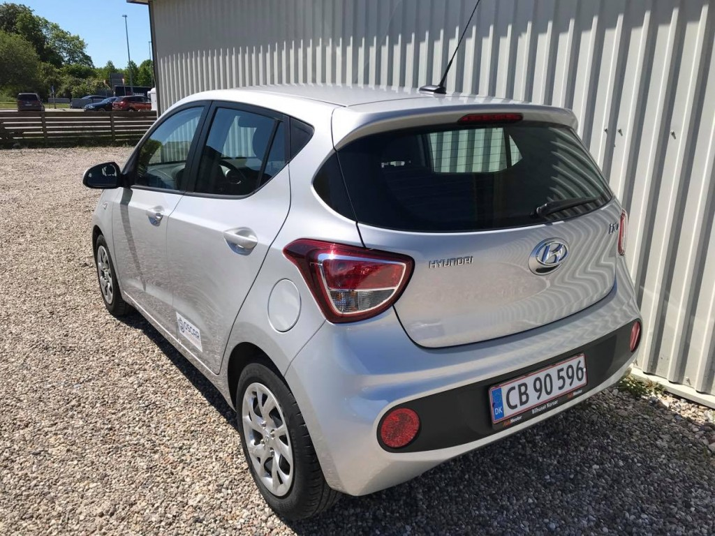Hyundai i10 Touch