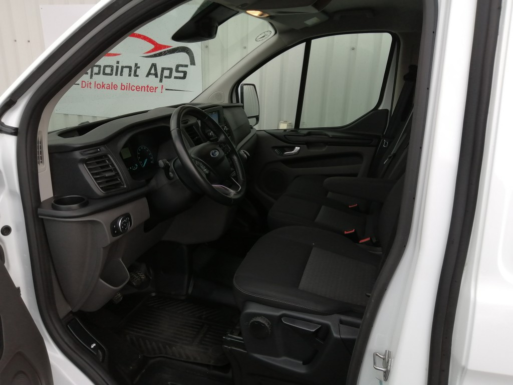 Ford Transit Custom 130 TDCI