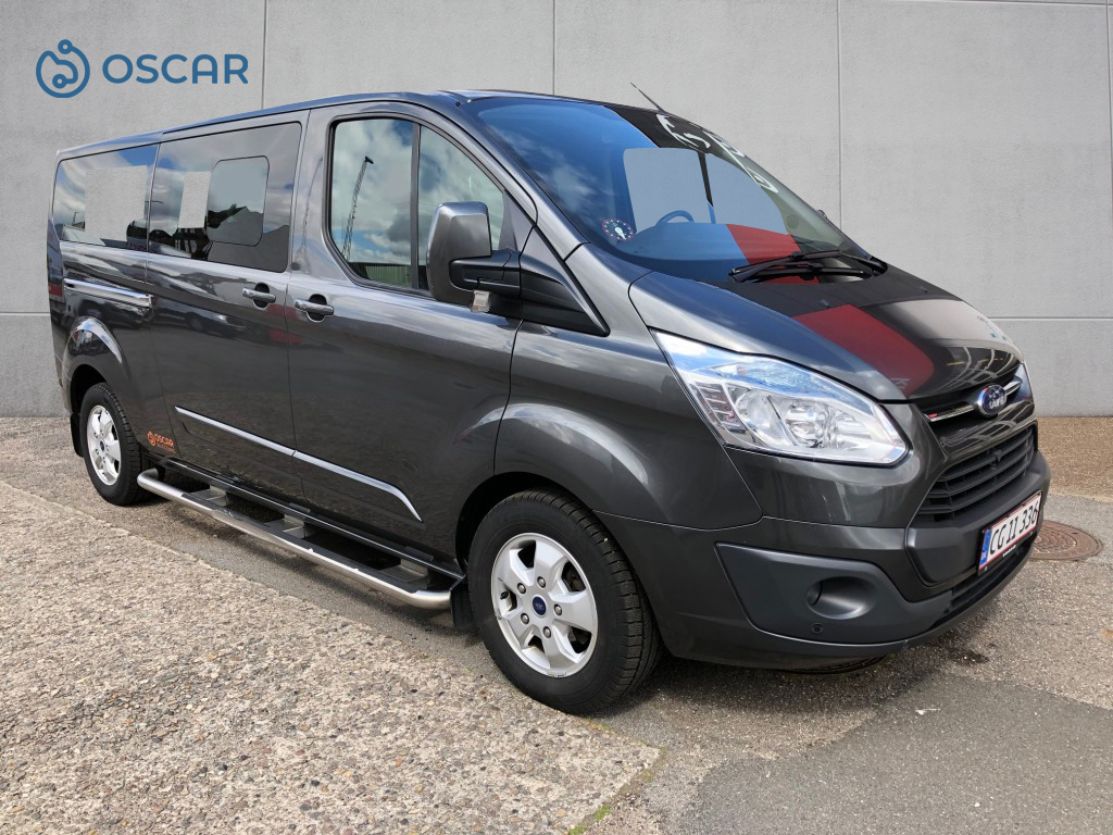 Ford Tourneo Custom 2,2