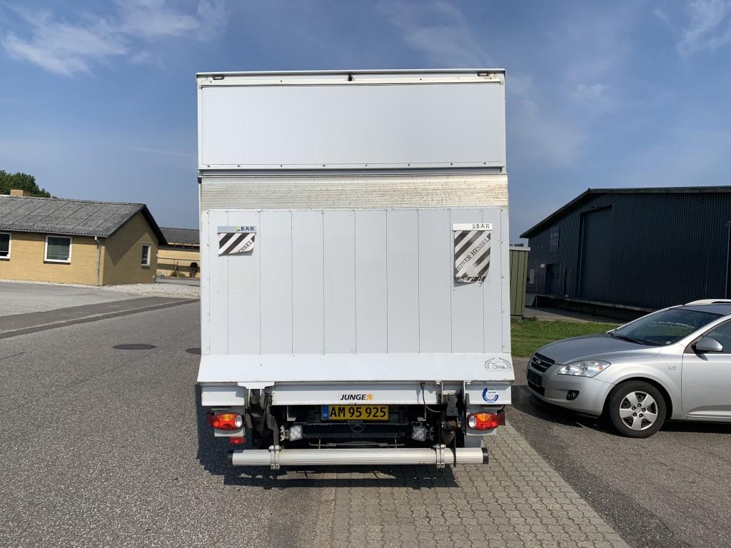 Mercedes Benz Sprinter m/lift 8-Pallers