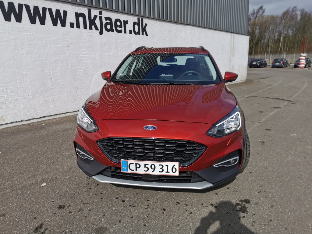 Ford Focus 1,0SCT Active