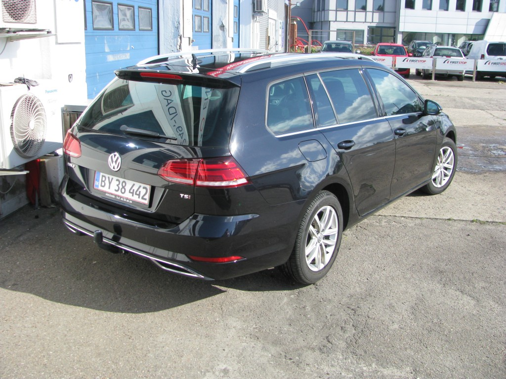 VW GOLF 7 1.4 Tsi Variant Highline 125 hk.