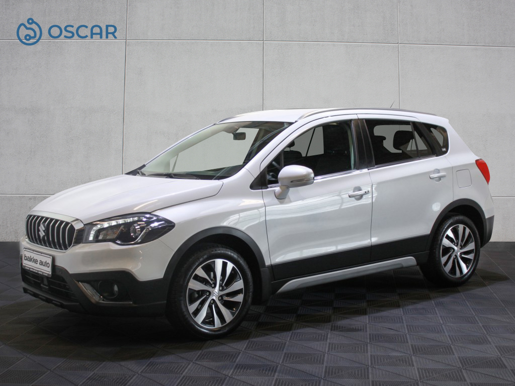 Suzuki S-Cross Adventura