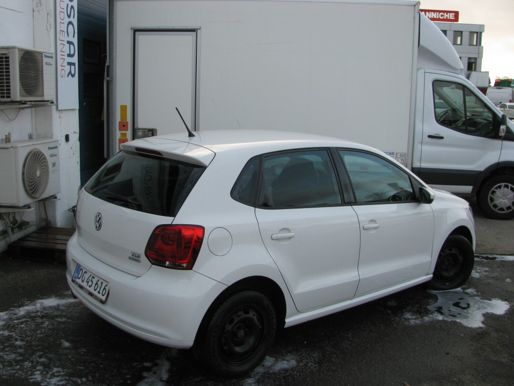 VW Polo 1.6 Tdi Bluemotion