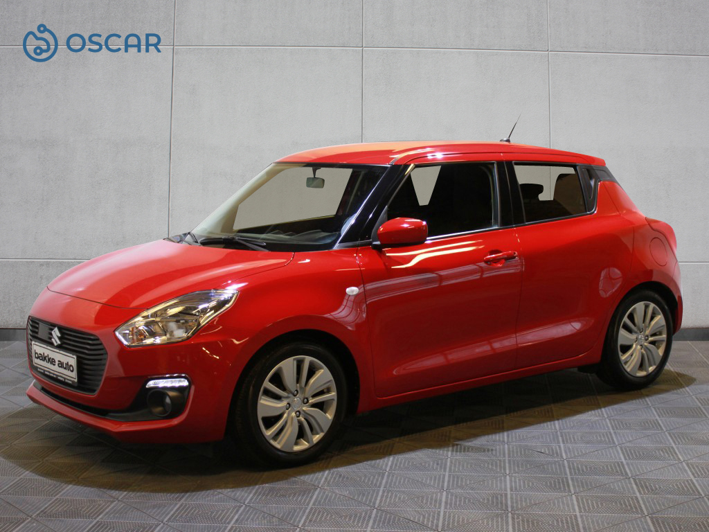 Suzuki Swift Hybrid Action EAB