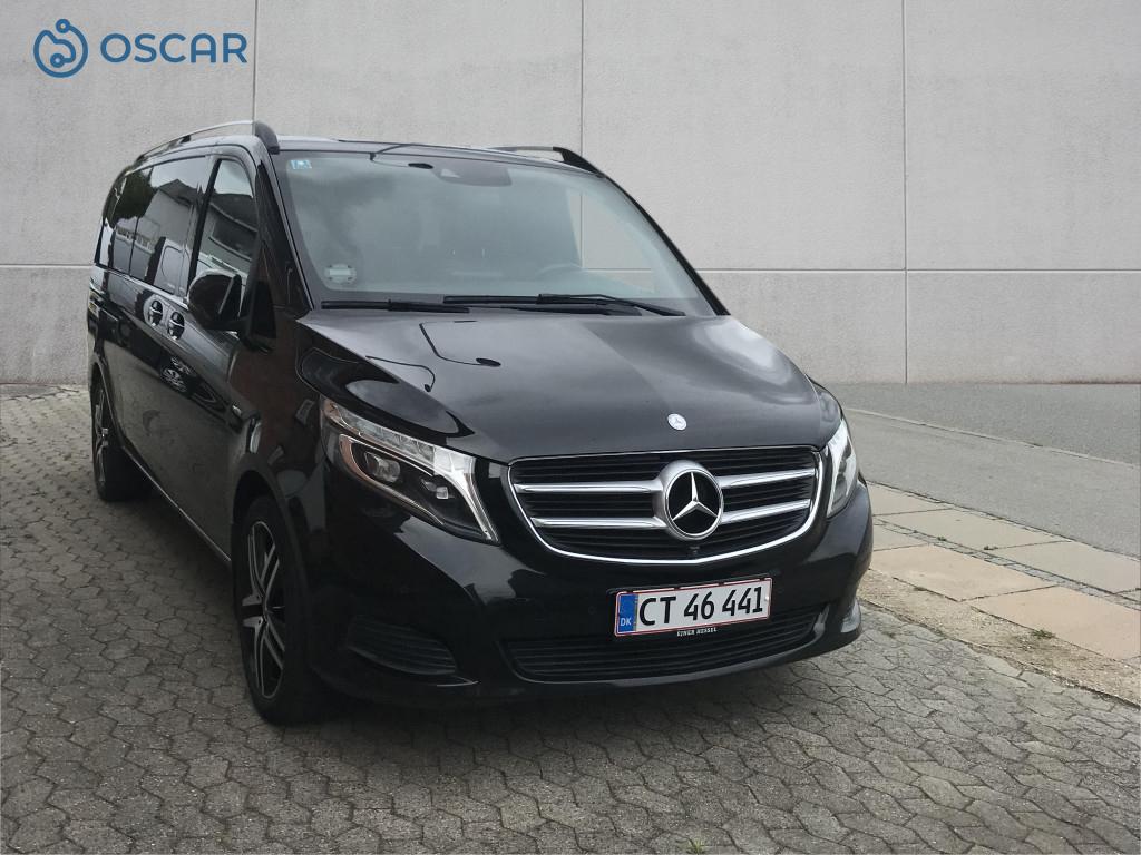 Mercedes Benz V-Klasse Avantgarde 250 Cdi, Extra lang