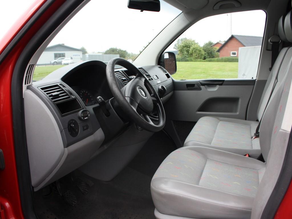 VW transporter t5 1,9 tdi