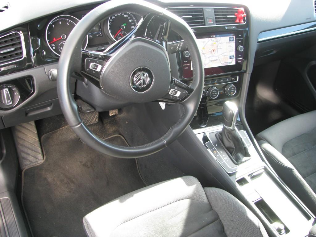 VW GOLF 7 1.4 Tsi Variant Highline 125 hk.
