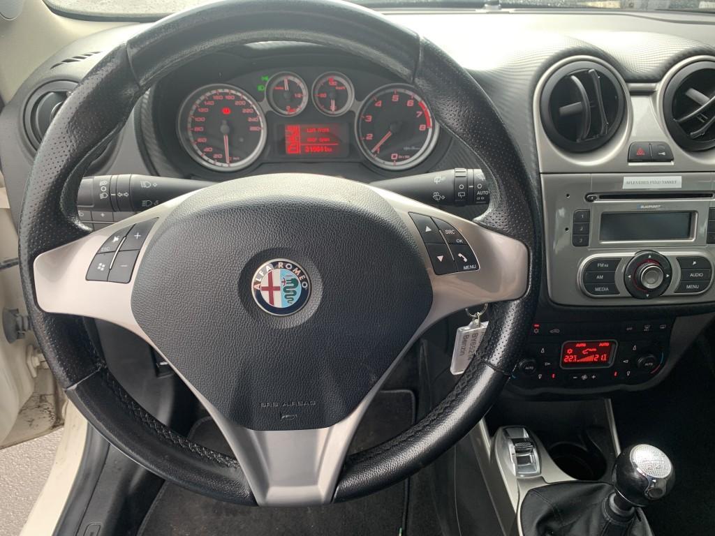 Alfa Romeo Mito 1,4 155 HK 3 dr.