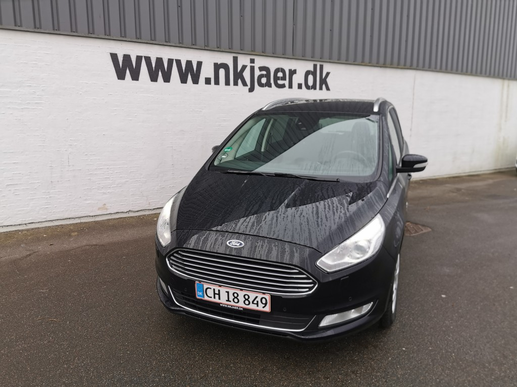 Ford Galaxy 2,0TDCi AUT