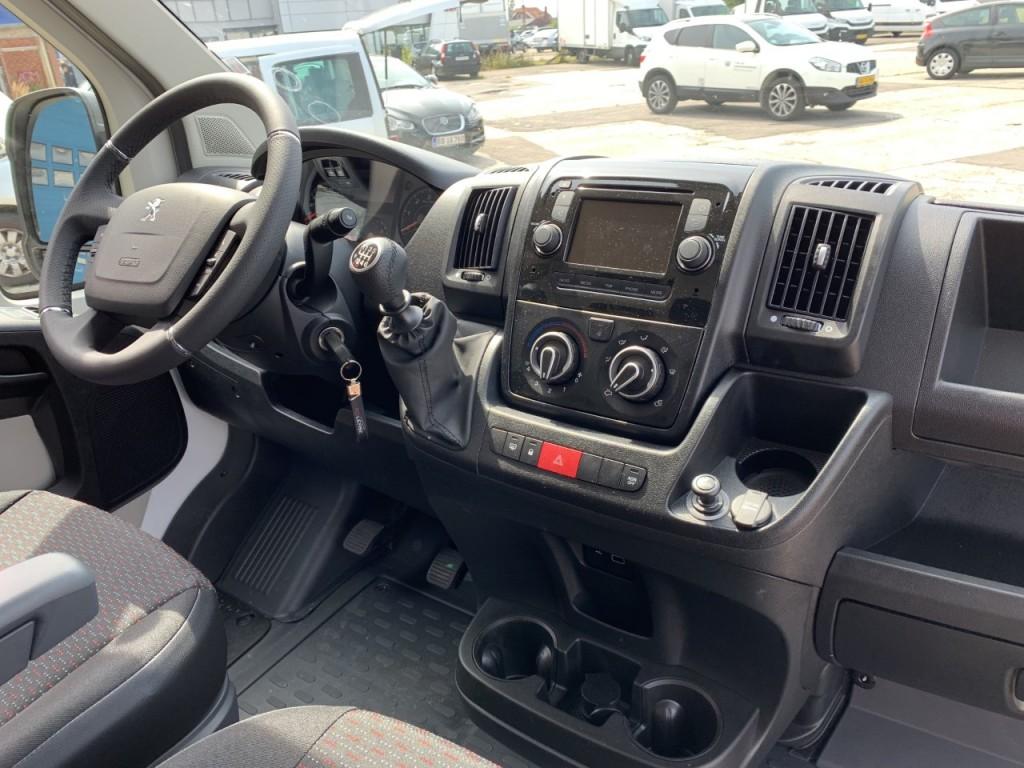 Peugeot Boxer 2,0 HDI 130 hk L3H2