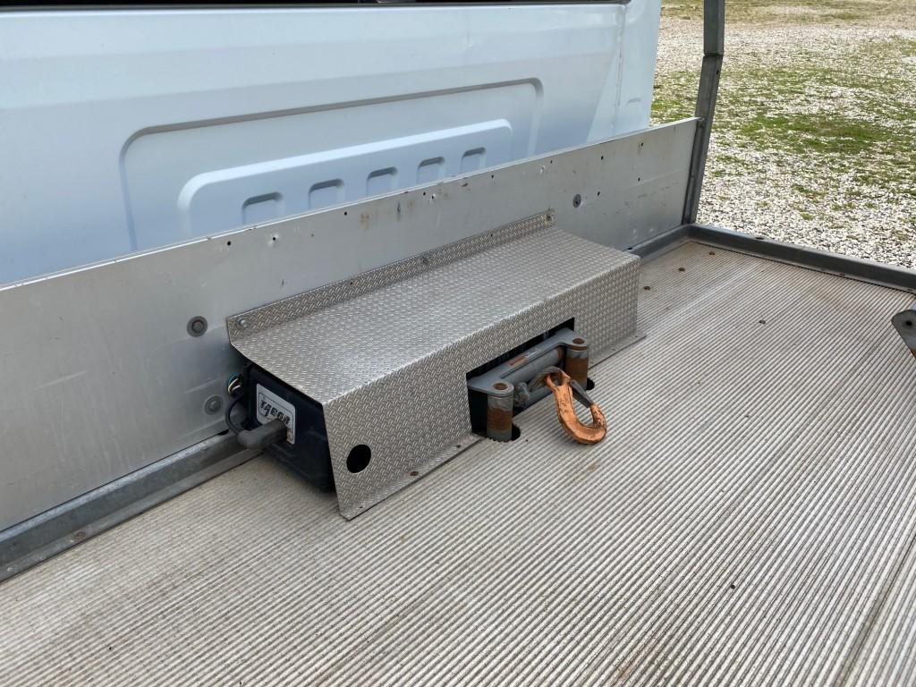 Ford Transit UDEN spil