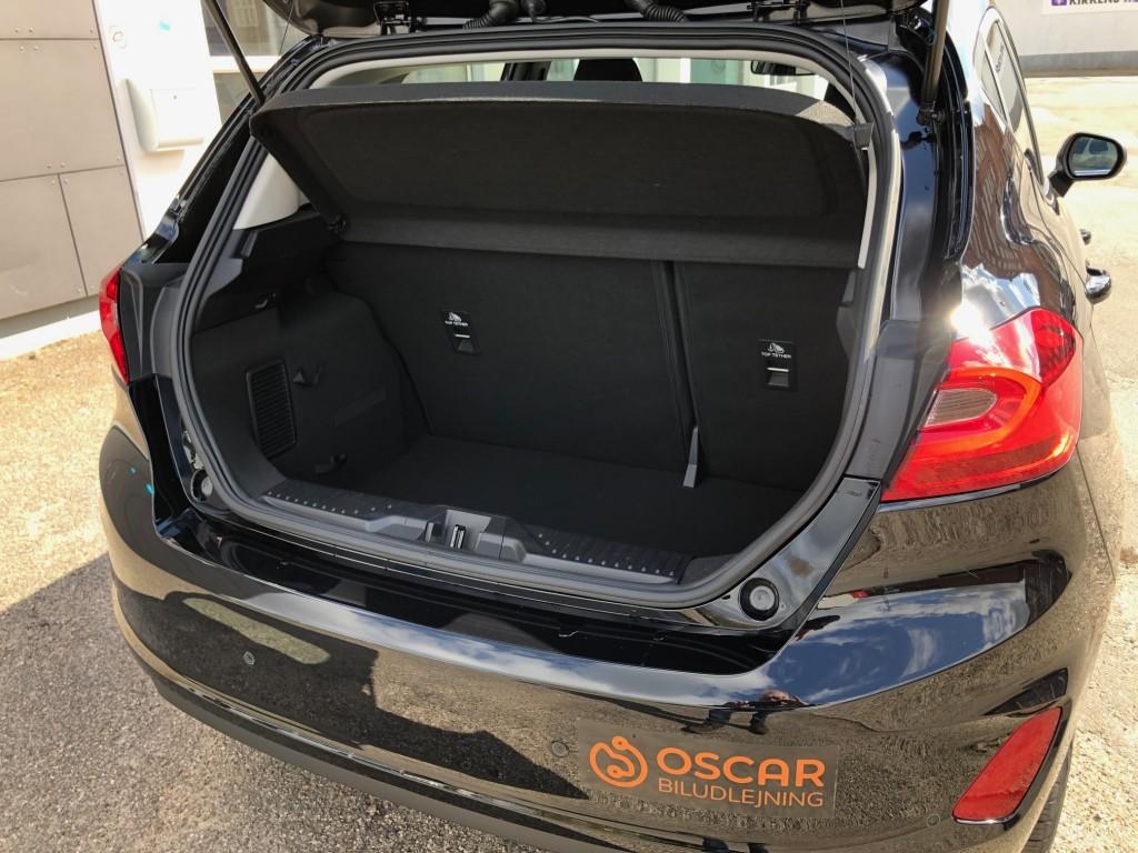 Ford Fiesta Titanium 1,0