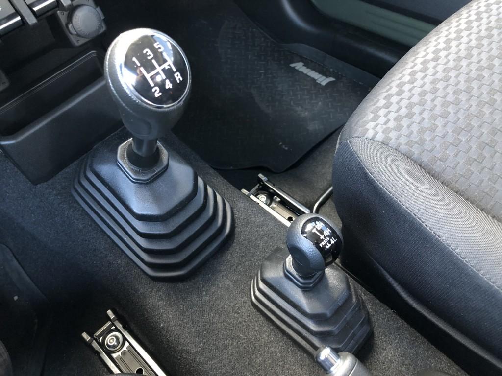 Suzuki Jimny 1,5 Active AllGrip