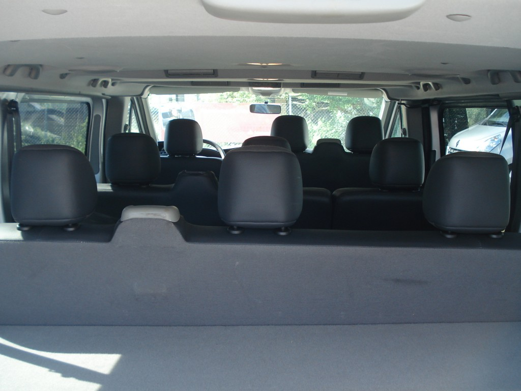 Renault Trafic 9 pers.