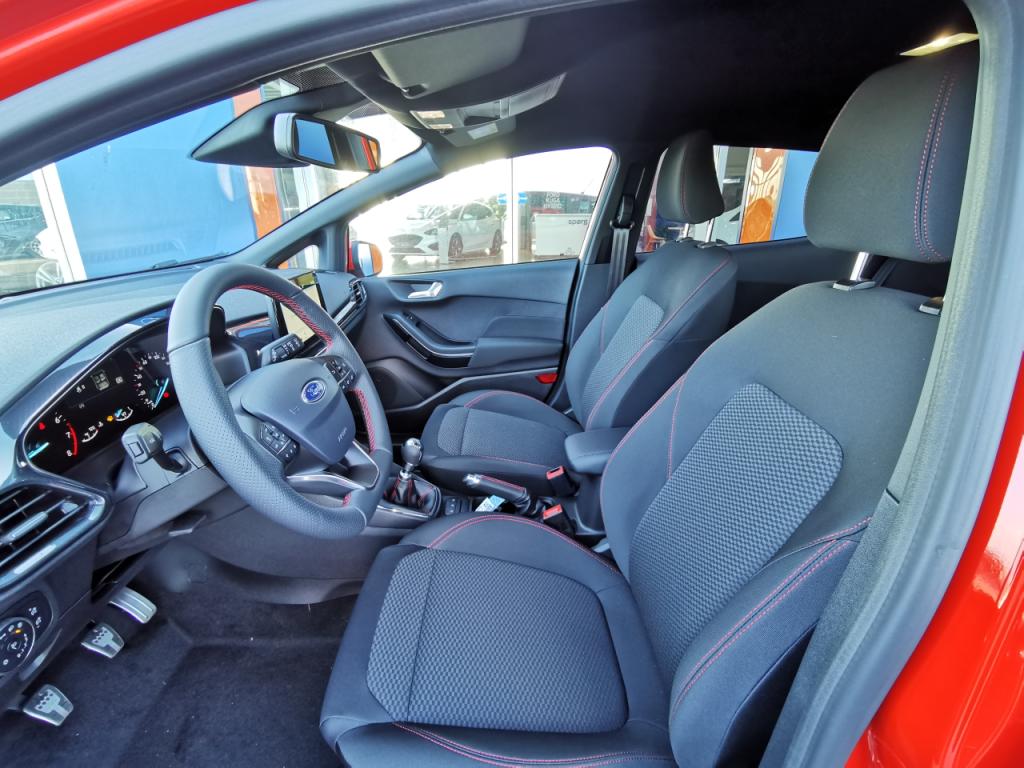 Ford Fiesta 1,0 100HK St-Line 5d