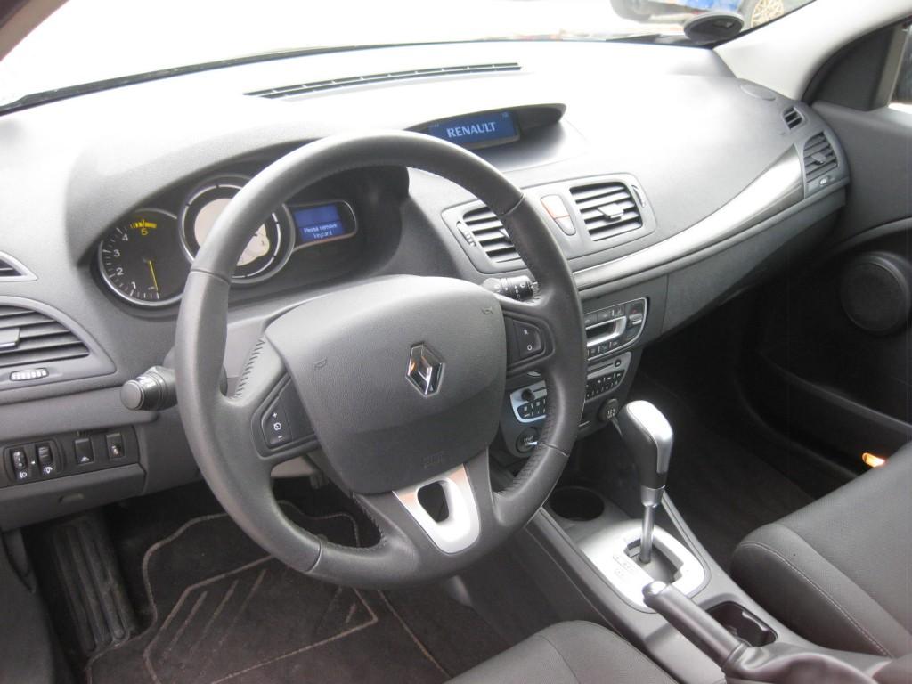 Renault Megane 1,5 DCI Auto