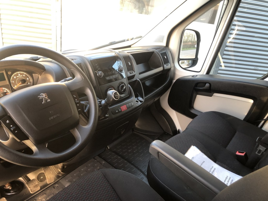 Peugeot Boxer chassis m/lift
