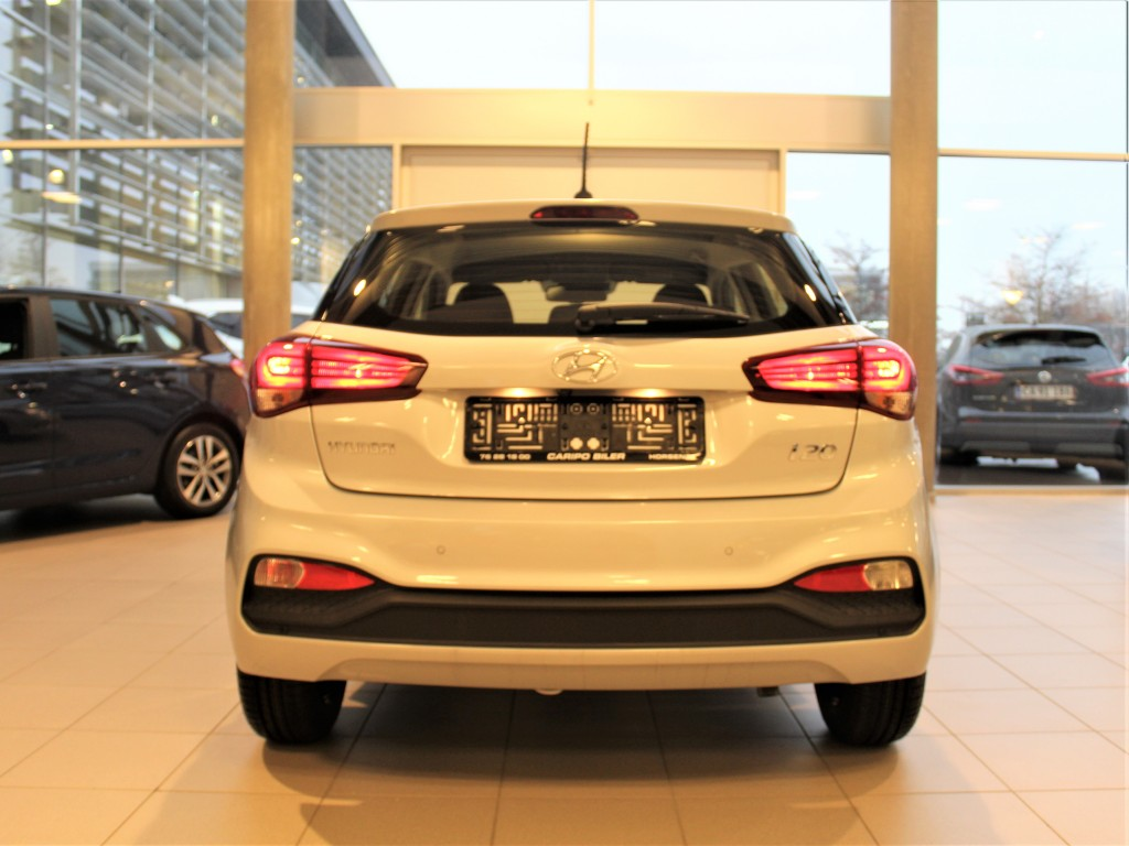 Hyundai i20 - Kan ikke betales med Mastercard Debit