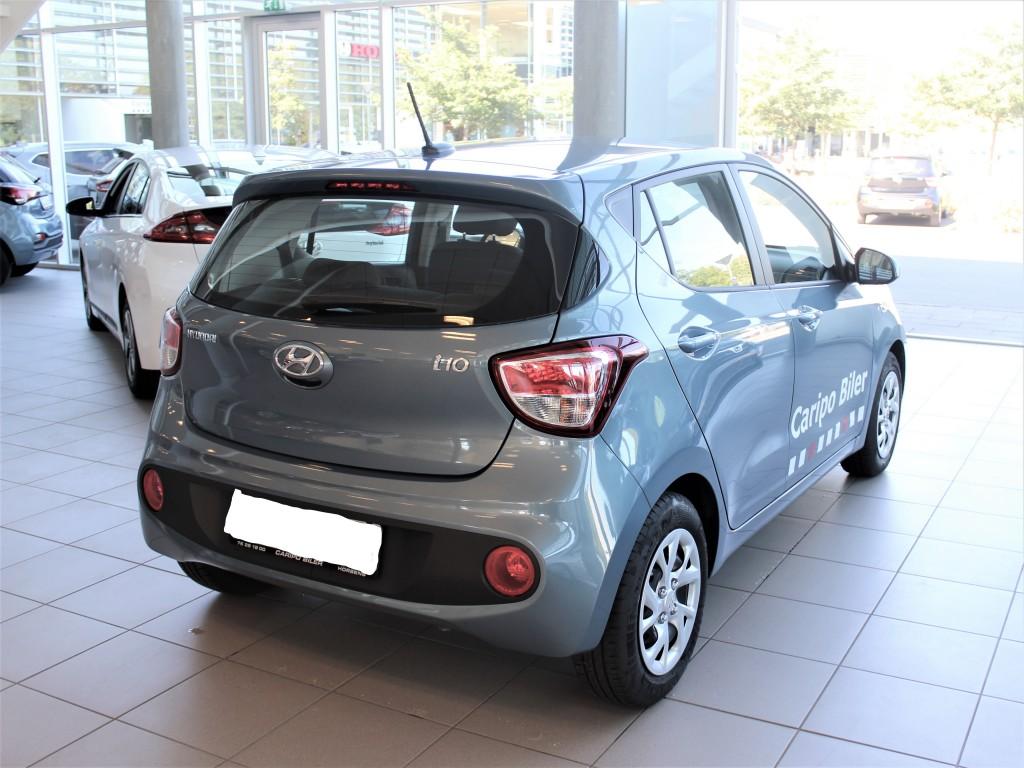 Hyundai i10 - Kan ikke betales med Mastercard Debit