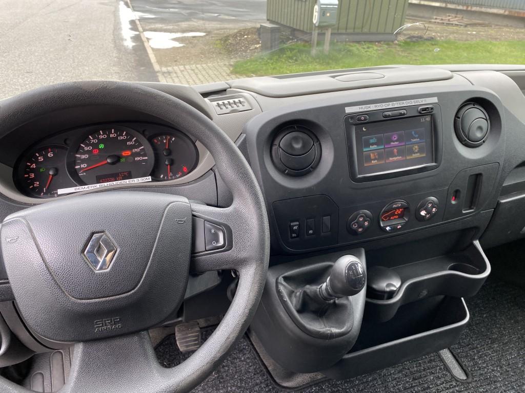 Renault Master 6 Pallers