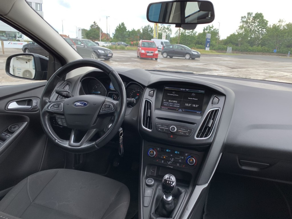 Ford Focus Stc 1.6 Tdci