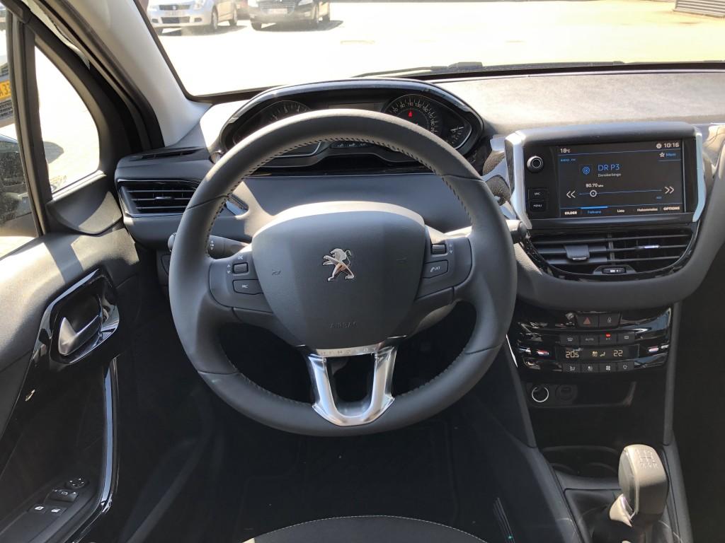 Peugeot 208 1,2 PureTech Like+