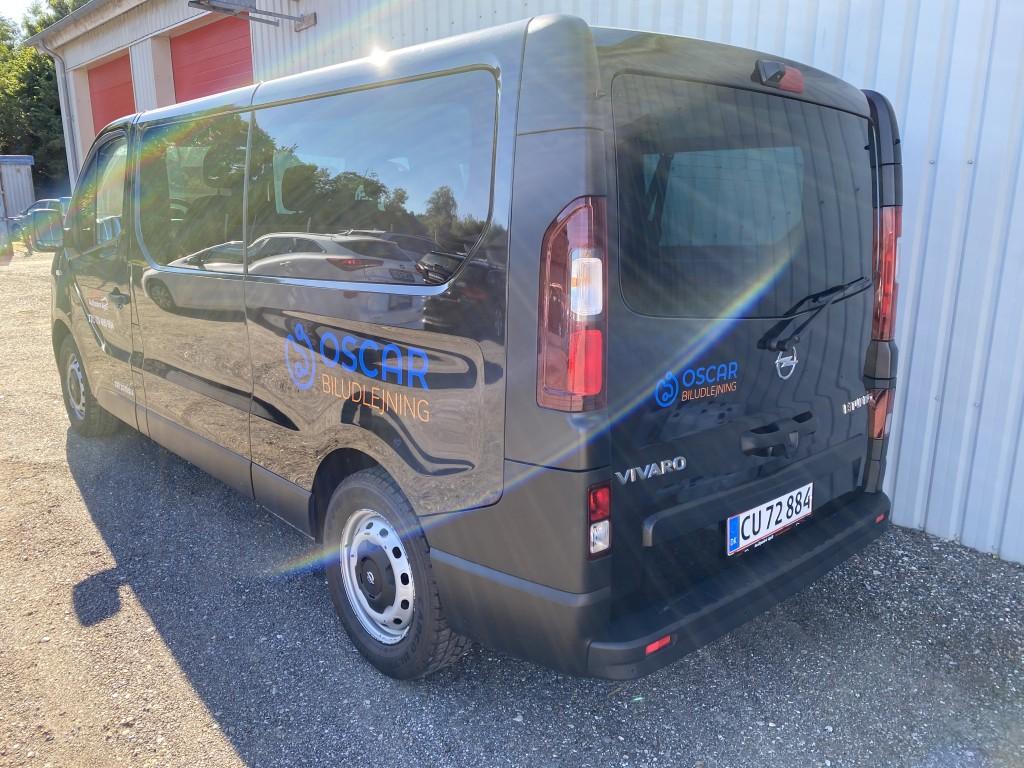 Opel Vivaro L2H1