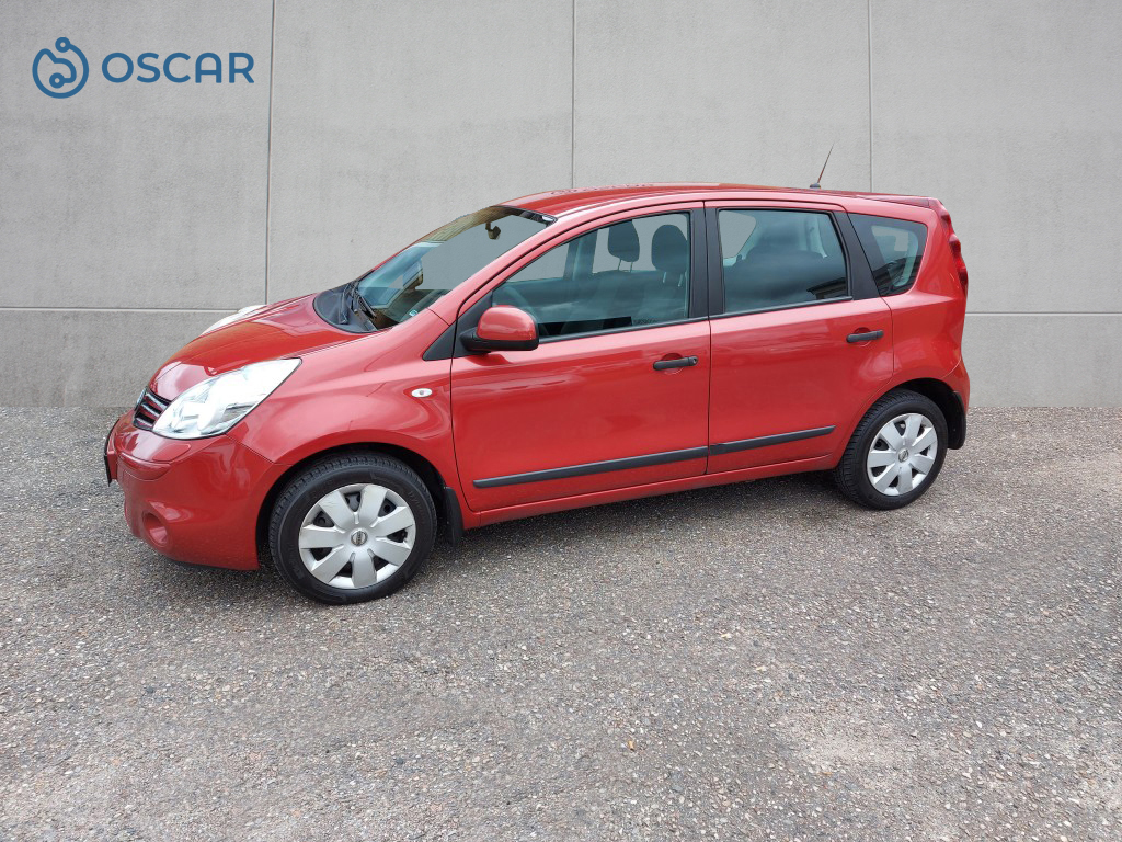 Nissan Note 1,4