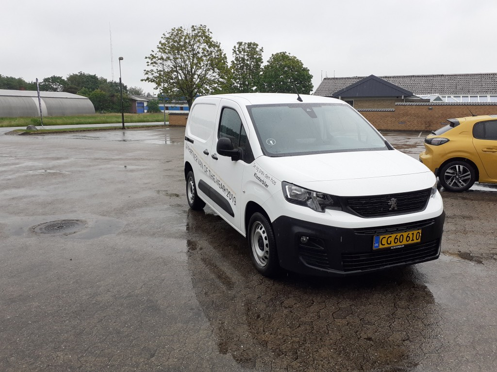 Peugeot PartnerL1