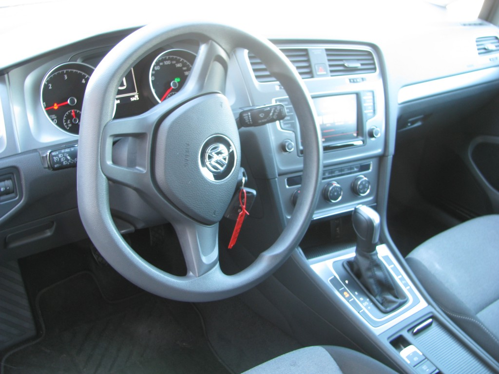 VW Golf 7 1,6 TDI DSG