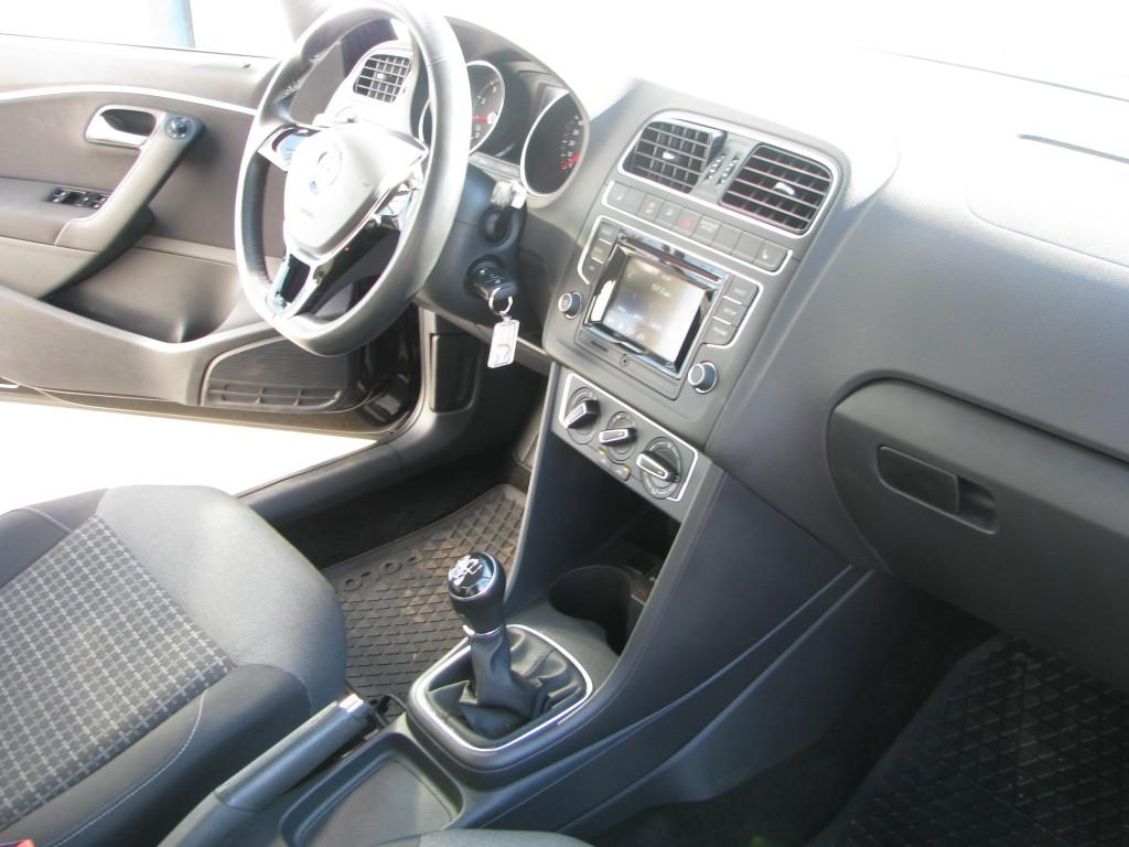 VW Polo 1.2 Tsi Comfortline