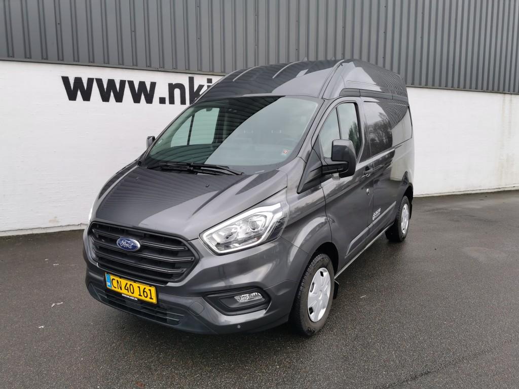 Ford Transit Custom 2,0TDCi