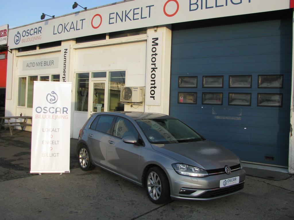 VW Golf 1.5 Tsi Evo 150 Dsg7
