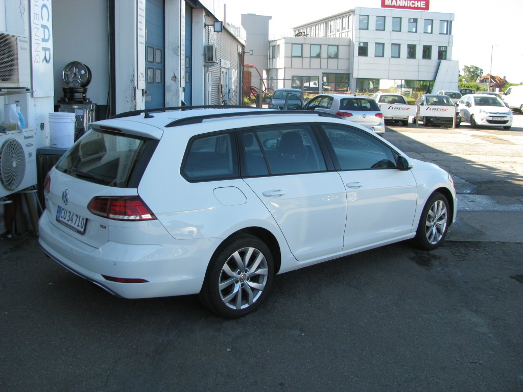 VW Golf 7 Stc. DSG 1.6 Tdi