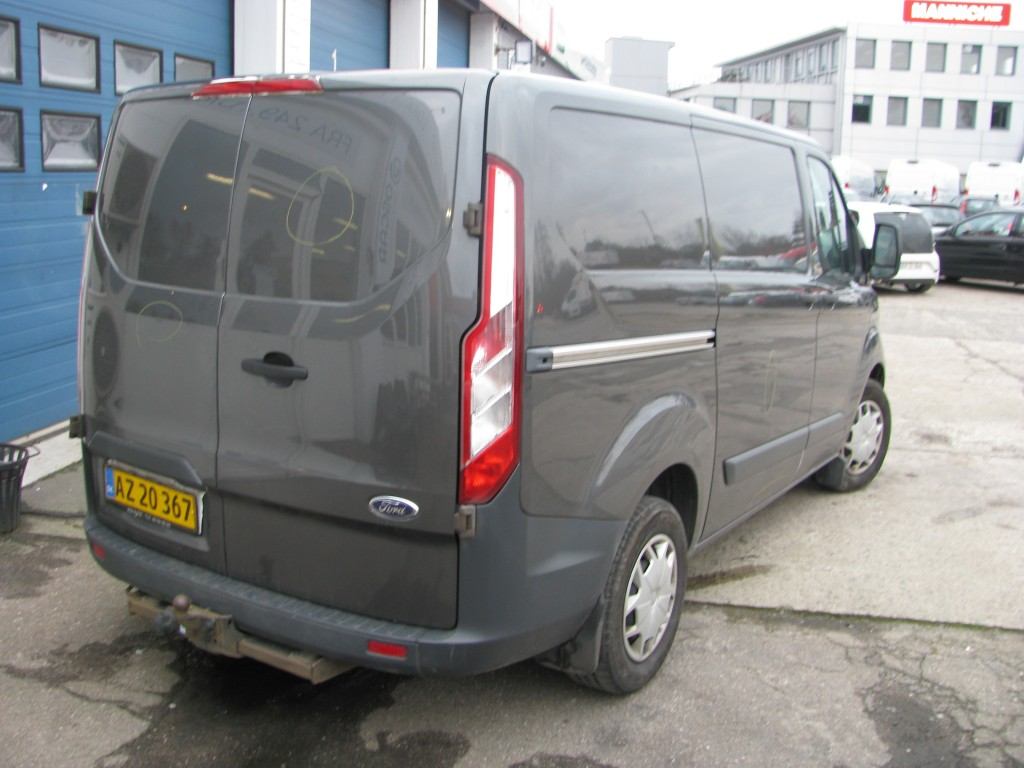Ford Transit Custom 2.2 Tdci L1H1