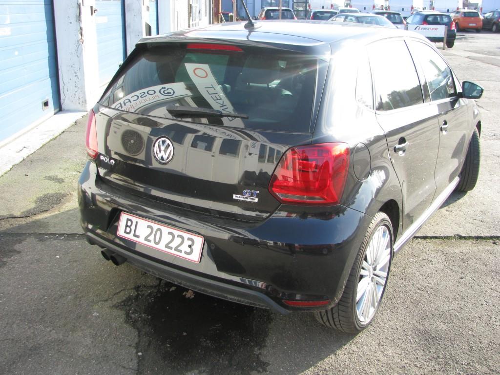 VW Polo1.4 Tsi GT