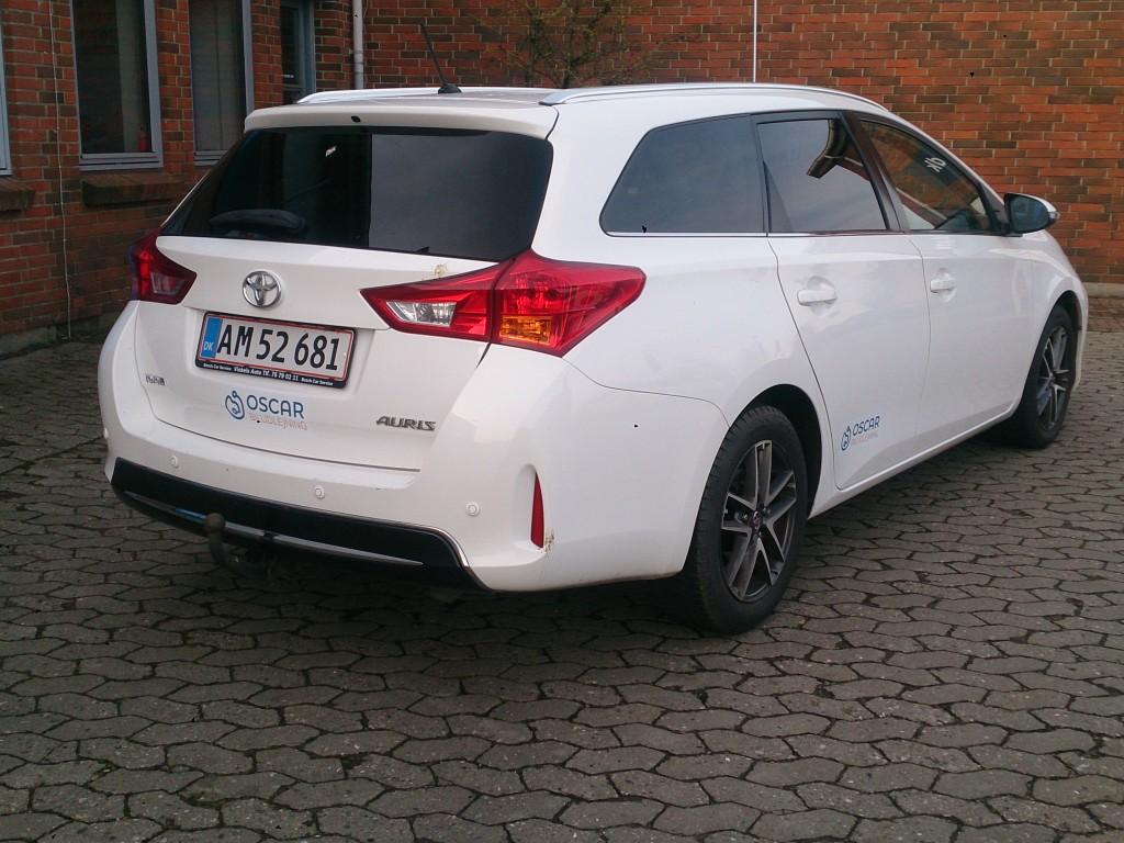 Toyota Auris 2,0 St.