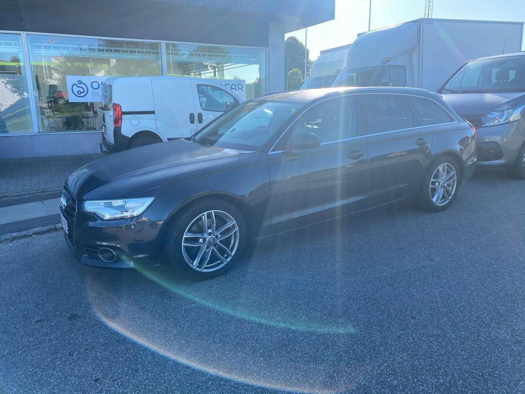 Audi A6 Avant 3,0 Tdi