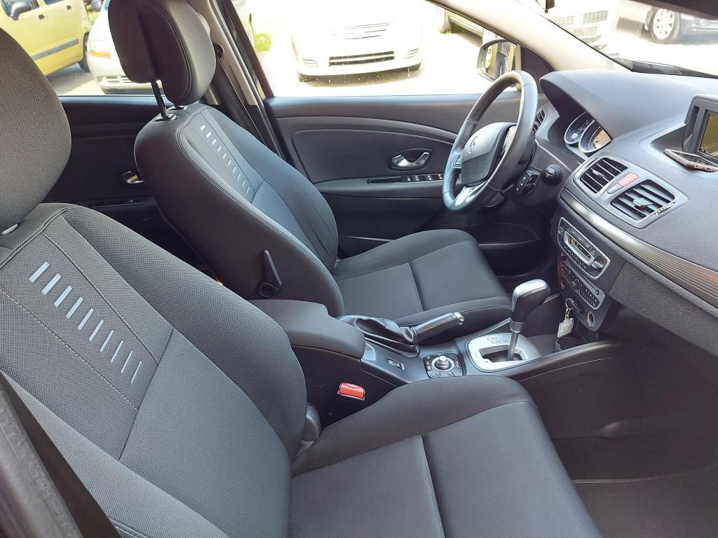 Renault Megane 1,5 DCI Aut.