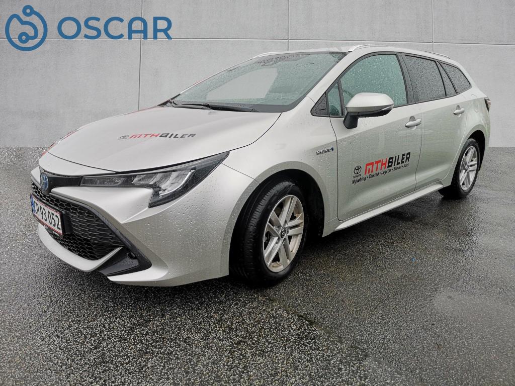 Toyota Corolla 1,8 H3 Smartpakke