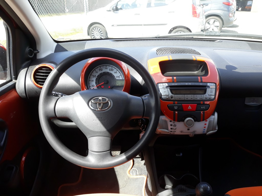 Toyota Aygo 1,0 VVT-I Air Spice Edition