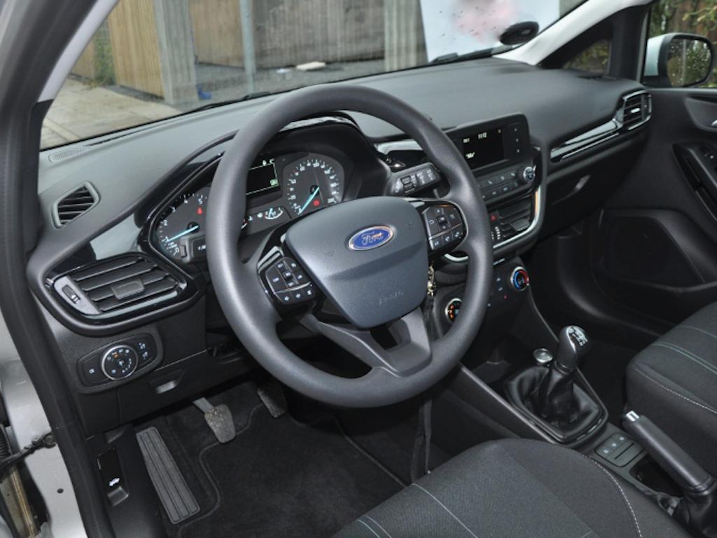 Ford Fiesta 1,1