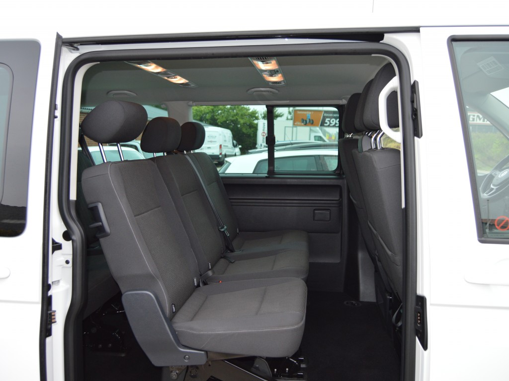 VW Caravelle Lang 9 pers.