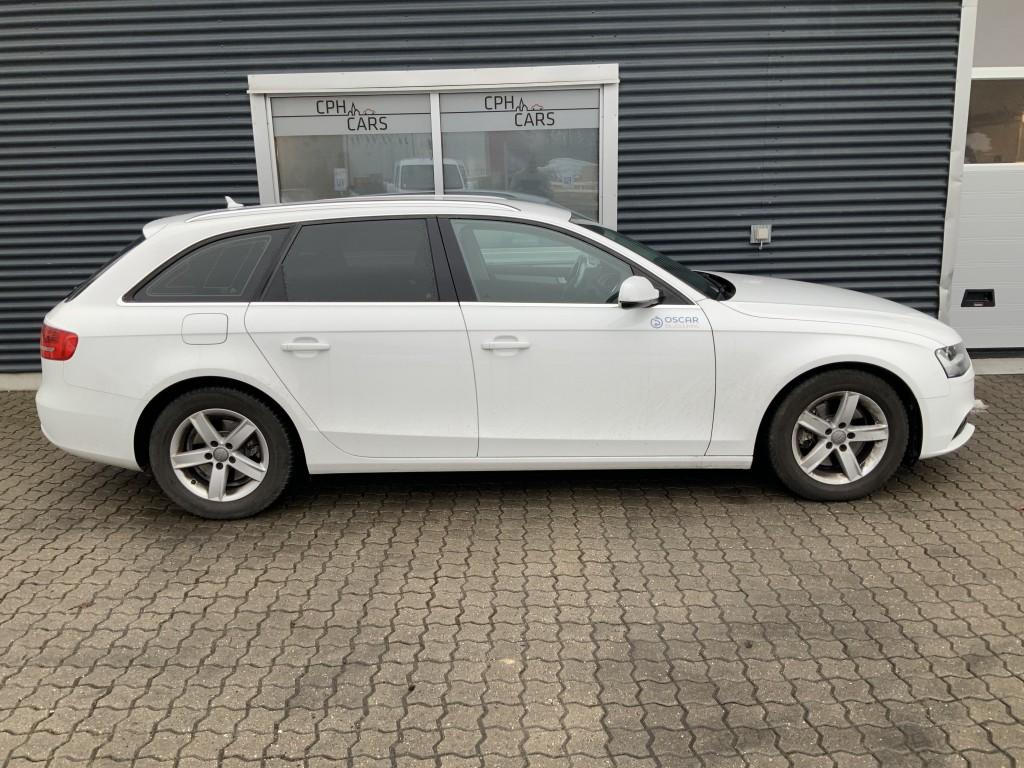 Audi A4 Stationcar