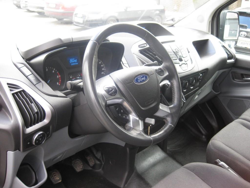 Ford Transit Custom 270