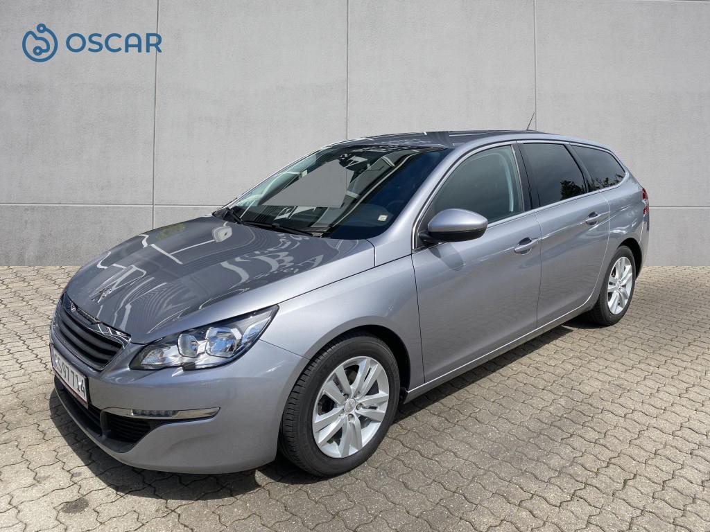 Peugeot 308 1.6 HDi ST. Car